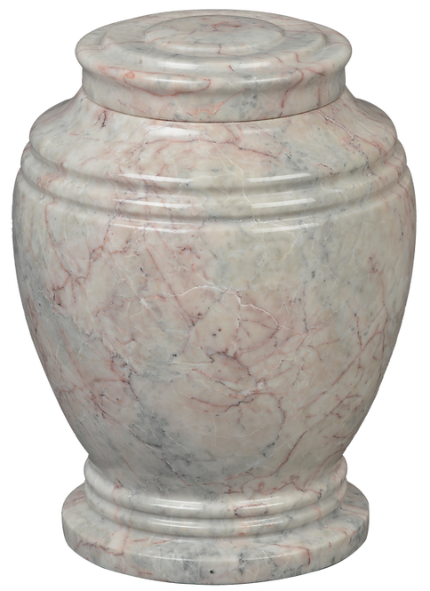Bengal | Solid Natural Marble Cremation Urn
