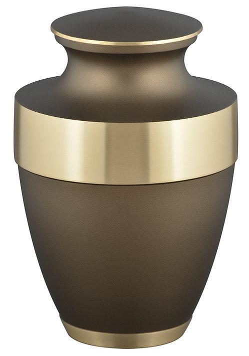 Berkeley Solid Brass Cremation Urn