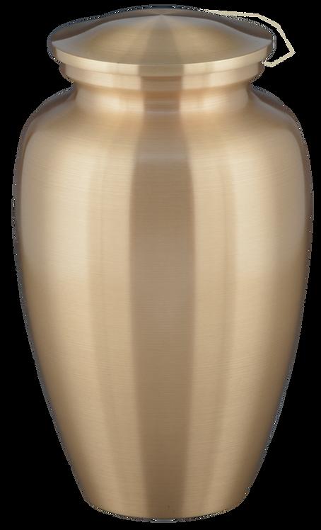 Grecian - Solid Bronze Cremation Urn