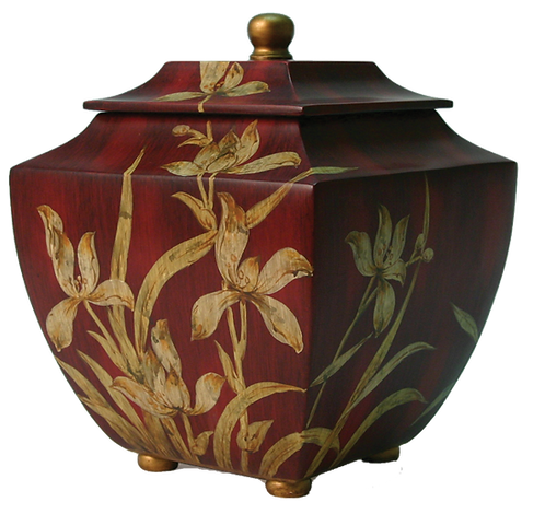Orchid | Composite Cremation Urn