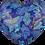 Thumbnail: Cloisonne Heart Keepsake