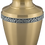 Thumbnail: Odessa Solid Brass Cremation Urn