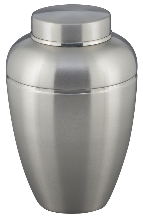 Clarion - Solid Brass Cremation Urn