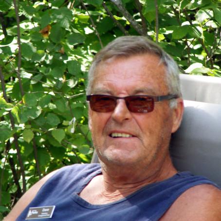 David Hiebert Obituary