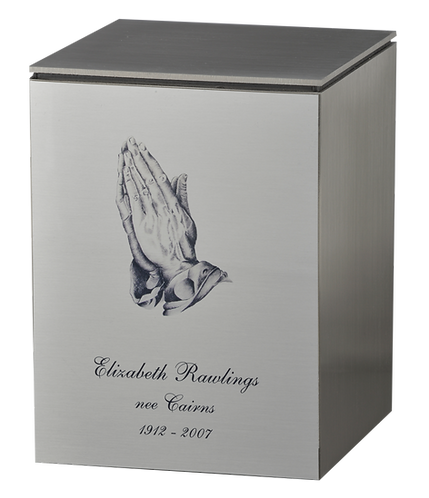 Lodi - Stainless Steel Cremation Urn