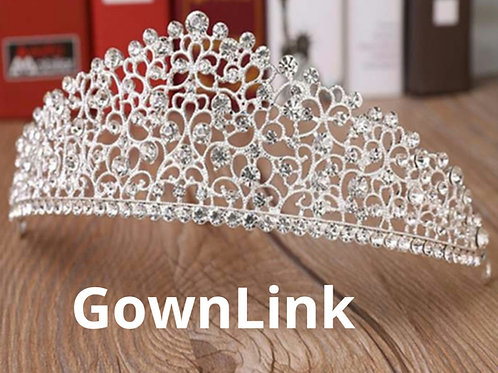 Christian, Catholics Bridal Stone Crown Teara INDIA