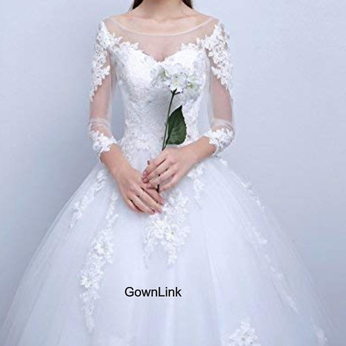 Christian Wedding Gowns Catholic gowns HS689