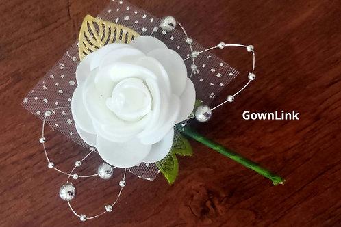 Gownlink Boutonniere Buttonholes Groom Favor Coat 45 Flower  India
