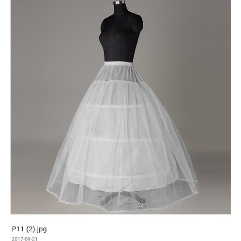3 Ring under skirt P11 Hoop skirt petticoat INDIA