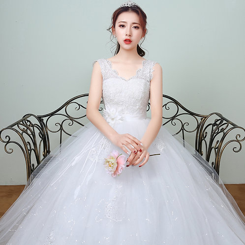 Christian Wedding Special Occasion Party Gown Dress GZ22