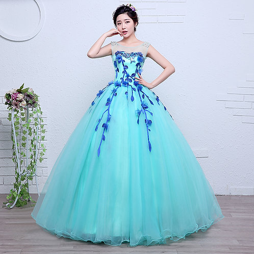 New Wedding Party Photoshoot Party Dress  RR2092