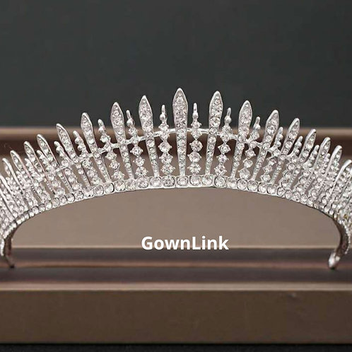 Christian Bridal Crown Teara