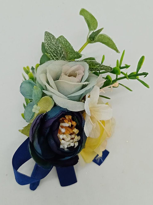 Wedding Groom Coat Flower  (3*3 Inch] Gownlink Boutonniere 43 Buttonholes