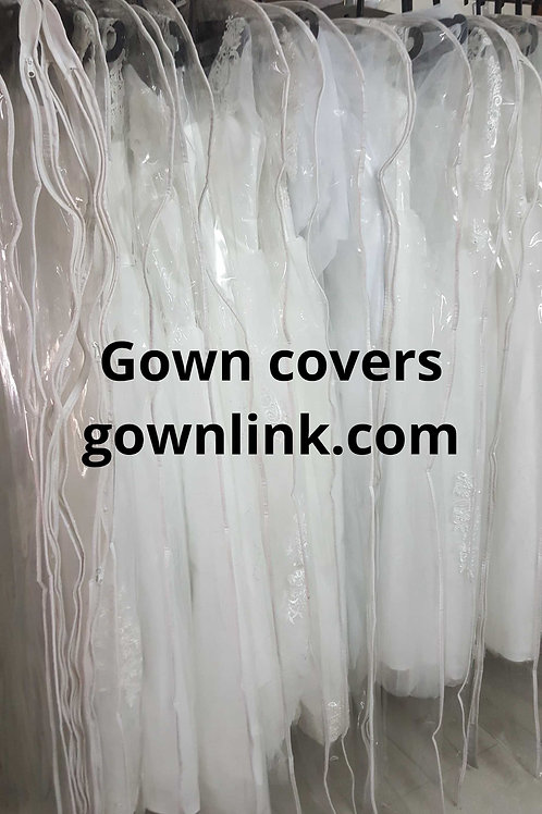 Gowns Covers Full Size Front Open INDIA