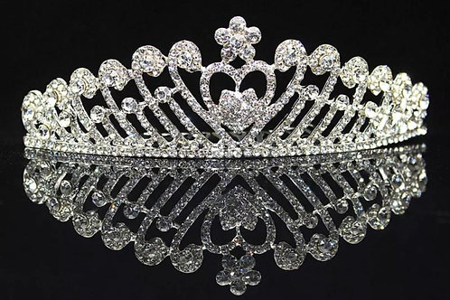 Bridal Silver Crown  India