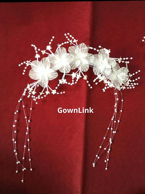 Wedding Crown  wreath W 83 For Bridal Hair Accessories GownLink India