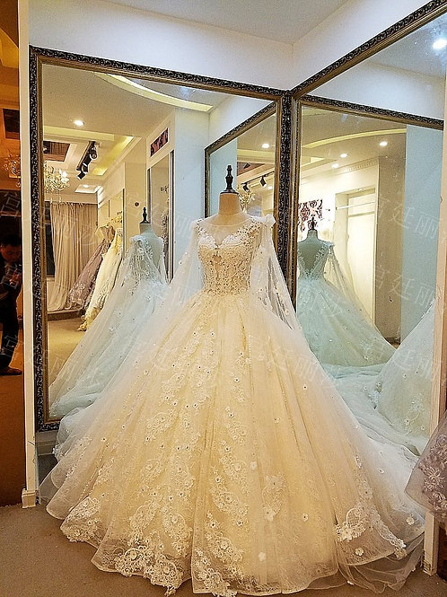 Premium Gowns QSYS146