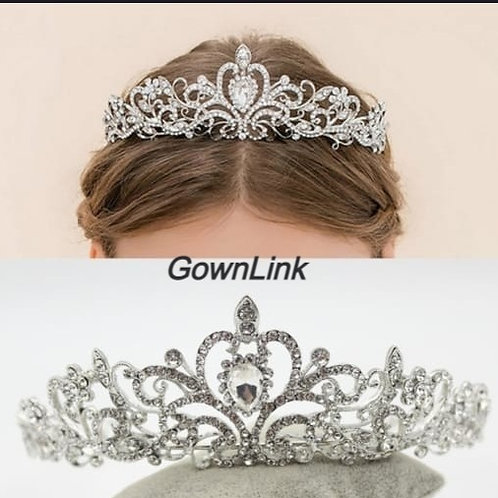 Christian Bride Hair Crown  [34] GownLink India