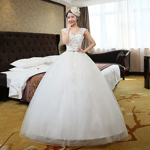 Ball Gown Wedding / Christian Dress / Party Special Occasion 614