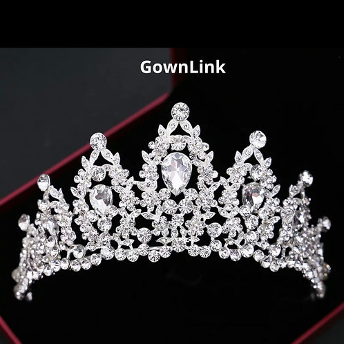 Christian Bride Hair Crown  [30]  GownLink India