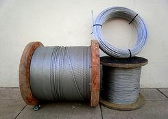 Cable de acero 1x7