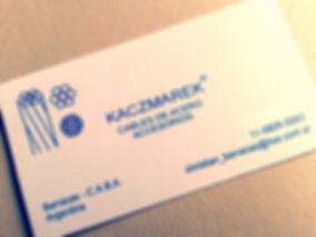 Contacto Kaczmarek Cables de Acero