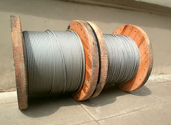 Cable de acero flexible