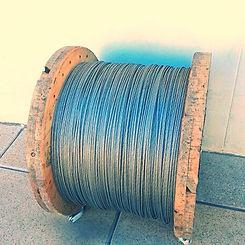 Cable de acero 6x7