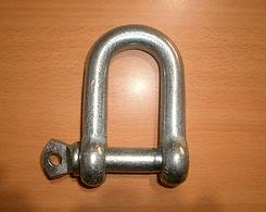 Grilletes y accesorios para cables de acero