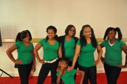 SENSES Junior Dance Team