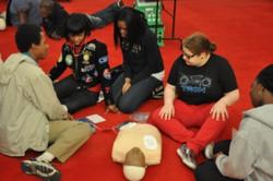 SENSES CPR Training