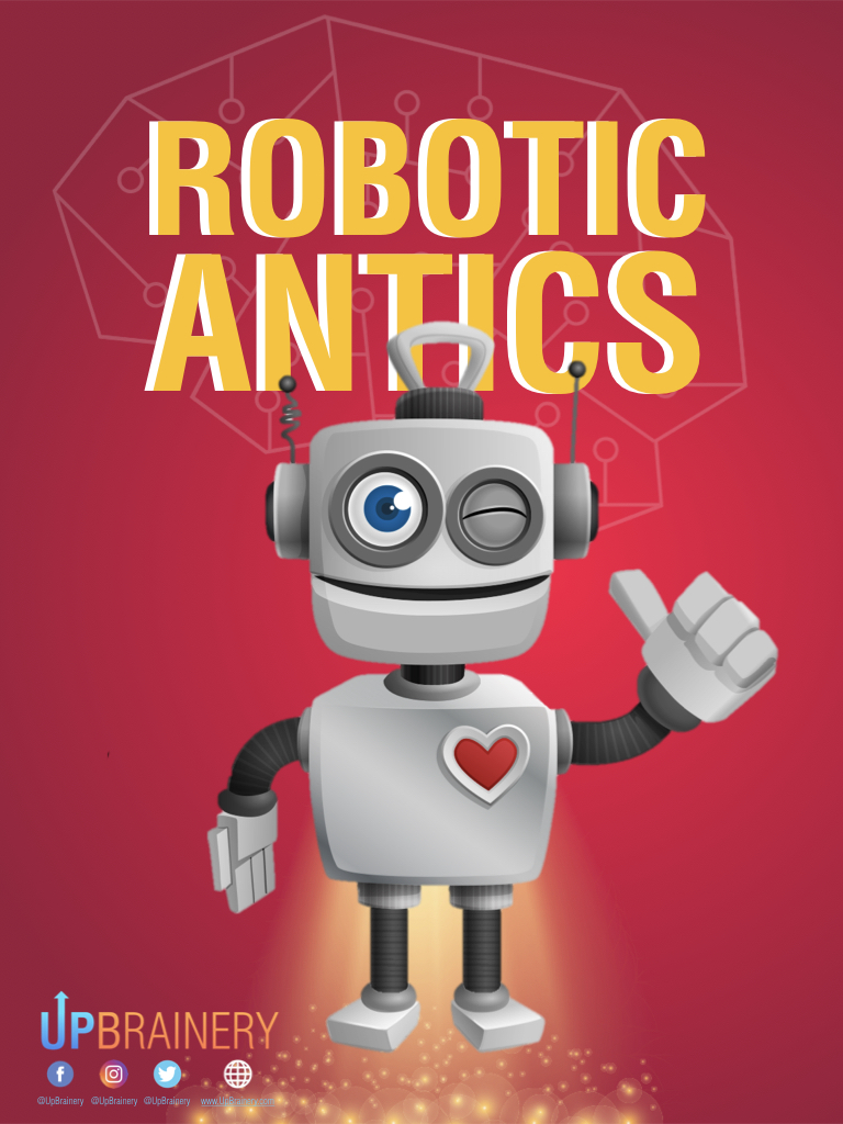 Robotic Antics Grade 1 - 3