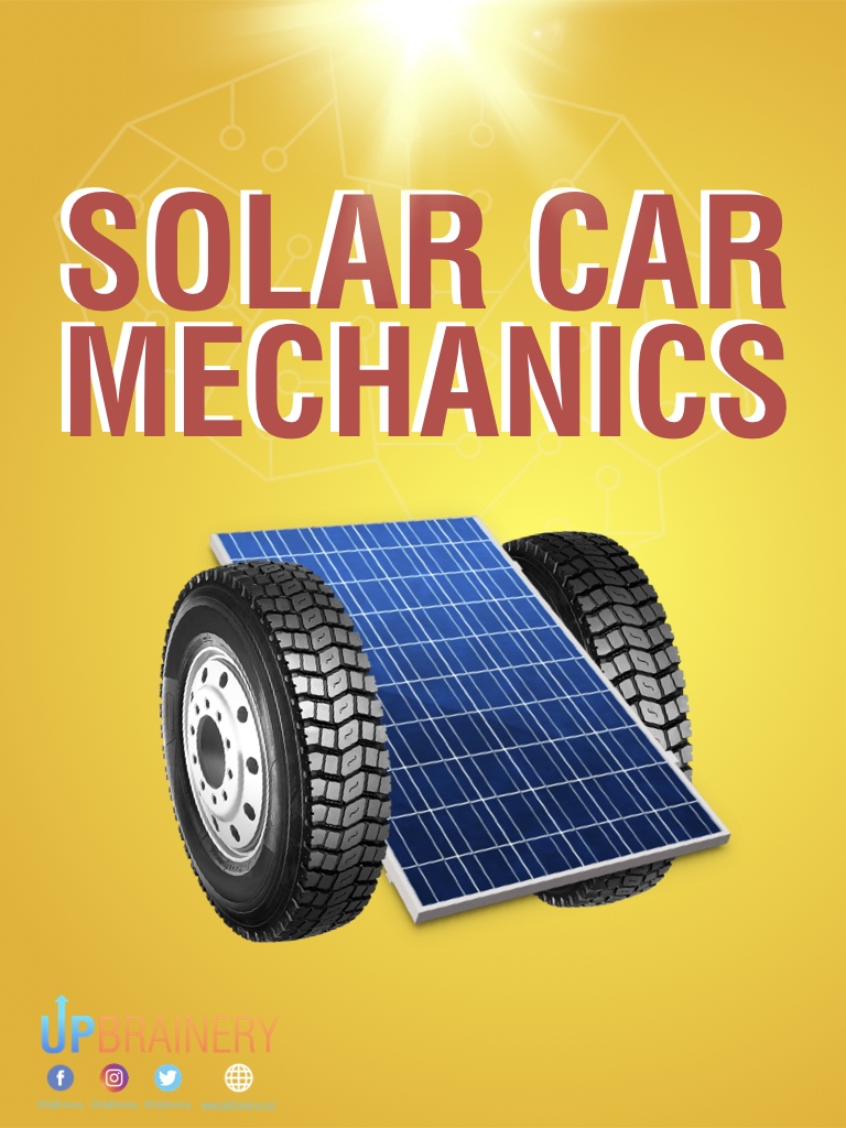 Renewable Series: Solar Car Mechanics