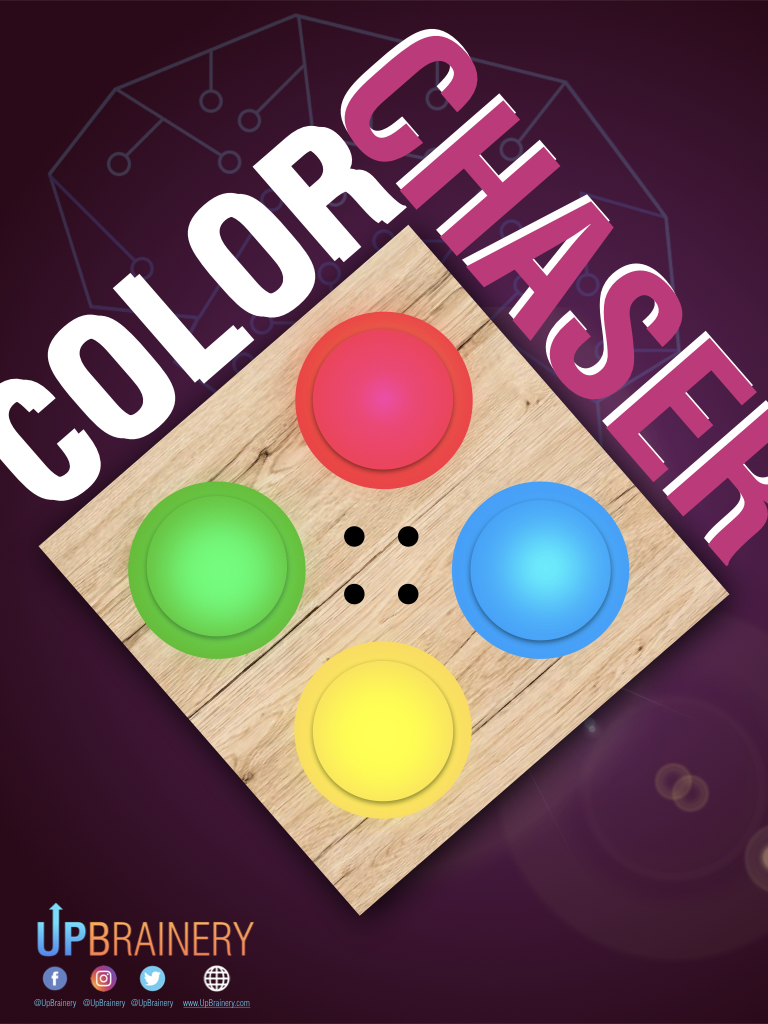 Retro Gaming Series: Color Chaser
