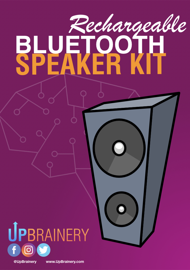 Build your own Bluetooth Speaker Kit