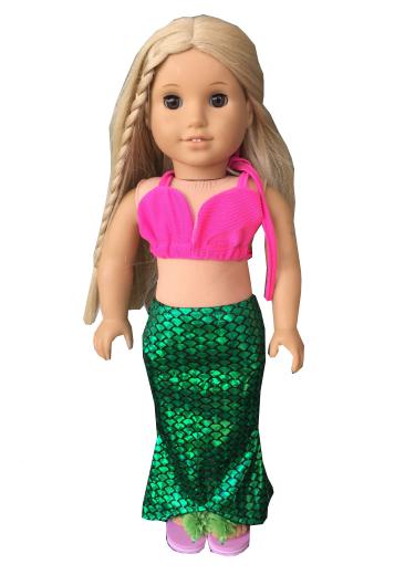 3 Piece Mermaid