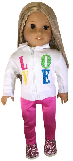 Love Sweatsuit