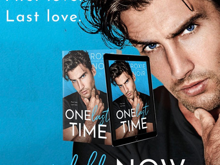 One Last Time - blog tour