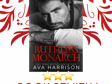 Book Review:Ruthless Monarch