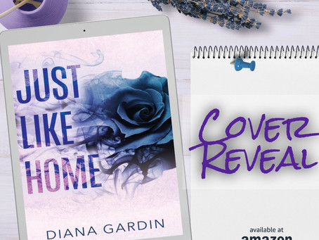 Just Like Home Cover reveal