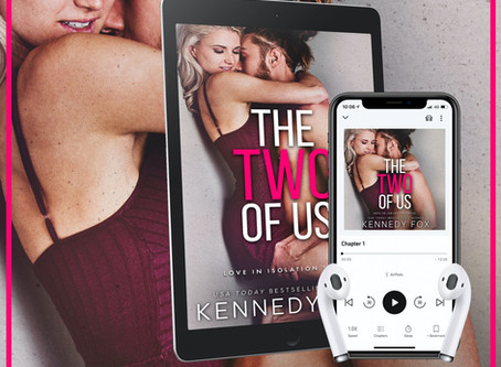 Two of Us by Kennedy Fox