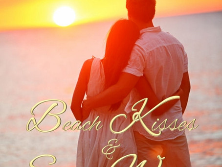 Beach Kisses, Sunset Wishes Blog tour