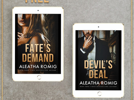 Book Blast: Devils's Deal