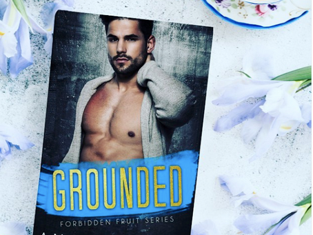 Grounded by Amanda faye is coming August 18th!