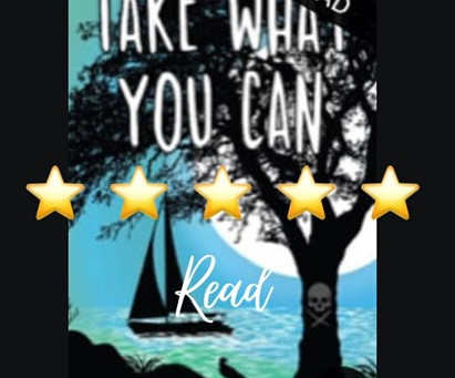 Take What You Can by Heather Garvin
