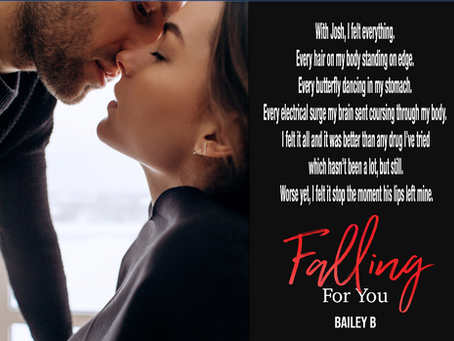 Teaser Tuesday! Falling for You