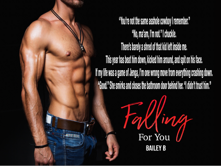 Teaser Tuesday: Falling for You
