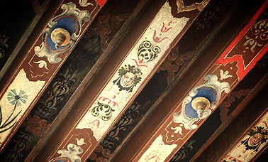 Chateau-Montgommery-painted-faces.jpg