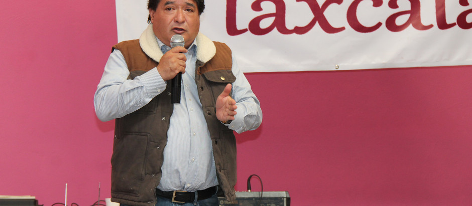 Firma por la unidad, FNOS y PUH, en Tlaxcala.
