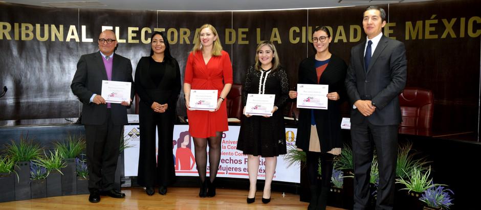 Paridad de género, una utopía, a 66 años de los Derechos Políticos de las mujeres en México.
